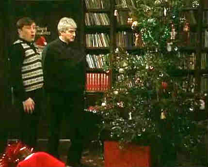 A Christmassy Ted - Father Ted