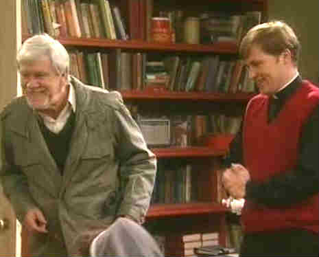 And God Created Woman - Father Ted