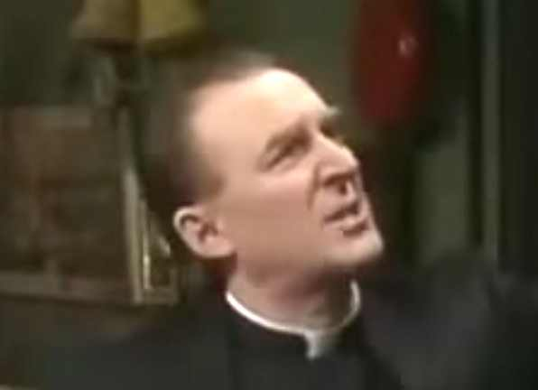 Father Liam Deliverance - Father Ted