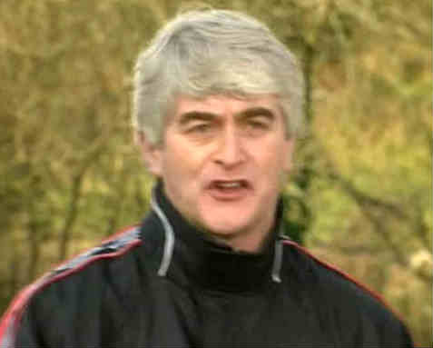 Escape from Victory - Father Ted