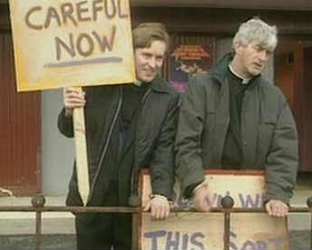 The Passion of St Tibulus - Father Ted